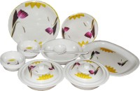 Charnalia Pack Of 32 Dinner Set (Melamine)