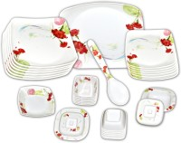 BrewingQ Signature Three Pack Of 34 Dinner Set (Melamine)