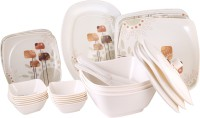 Exceed Melamine Pack Of 33 Dinner Set (Melamine) - DNSEGDGWBS4FMQVY