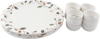 Tibros Pack Of 18 Dinner Set (Melamine) - DNSE7M65UUQYDRPS