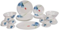 LA OPALA AMBER LILY Pack Of 27 Dinner Set (Ceramic) - DNSE9TY9RATR9RZG