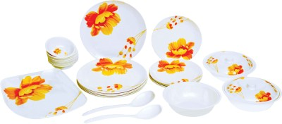 Royal Chef Pack Of 32 Dinner Set (Melamine)