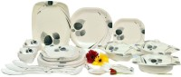 KUNKA Dinner Set Pack Of 41 Dinner Set (Melamine) - DNSEH4TFSVXBCUJM