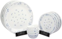 Corelle Livingware Pack Of 12 Dinner Set (Glass)