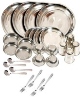 Sssilverware SS-DI-SE-28P Pack Of 28 Dinner Set (Stainless Steel)