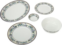 Uvam Contemporary Pack Of 21 Dinner Set (Ceramic)