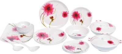 Royal Chef Pack Of 35 Dinner Set (Melamine)