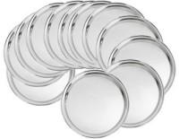 Sssilverware SS-RPT-SET-12 Pack Of 12 Dinner Set (Stainless Steel)