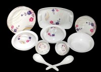 My Kitchen Pack Of 32 Dinner Set (Melamine) - DNSE62Q4HH4RFZTA