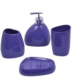 Enfin Homes Plastic Bathroom Set