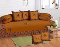 Lali Prints Cotton Floral Diwan Set - DSTEB2UVNVPQ6B2A