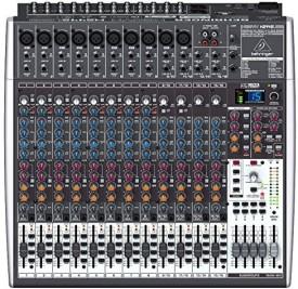 Behringer Xenyx X2442usb Premium Wired DJ Controller