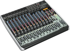 Behringer XENYX QX2222 Wired DJ Controller