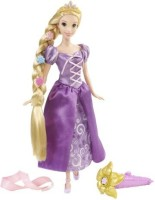 Mattel Disney Tangled Featuring Rapunzel (Purple)