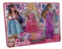 Mattel Barbie Fashionistas: Night Looks Clothing - Cutie Birthday Party Fashion (Multicolor)