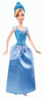Mattel Dolls & Doll Houses Mattel Disney Princess Sparkling Princess Cinderella Doll