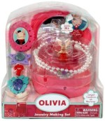 Spin Master Dolls & Doll Houses Spin Master Olivia Jewelry Making Set