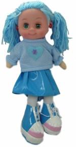 Amaya Dolls & Doll Houses Amaya Musical Doll with Led Light Blue