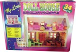 Ayaan Toys Dolls & Doll Houses Ayaan Toys Amazing Doll House
