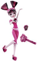 Monster High Dead Tired Draculaura Doll (Multicolor)