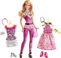 Barbie Fashionistas Ultimate Wardrobe Doll - Multicolor - DDHDSFHWEXACM4XZ