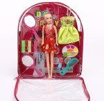 New Pinch Dolls & Doll Houses New Pinch Beautiful Doll With Makeup set