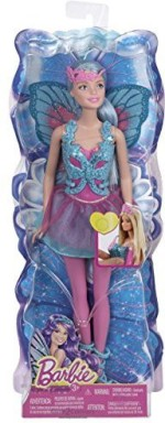 Barbie Dolls & Doll Houses Barbie Fairytale Fairy Summer Doll