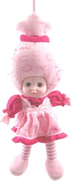 Kidzvilla Dolls & Doll Houses Kidzvilla Sensor Musical Talking Doll