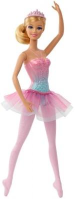Barbie Dolls & Doll Houses Barbie Fairytale Magic Ballerina Doll
