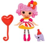 Lalaloopsy Dolls & Doll Houses Lalaloopsy Mini Super Silly Party Peanut Big Top