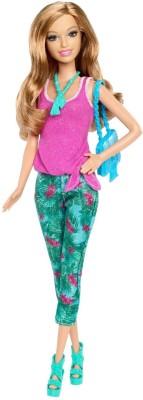 Barbie Dolls & Doll Houses Barbie Fashionista Summer