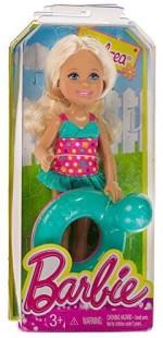 Mattel Dolls & Doll Houses Mattel Barbie Chelsea With Swim Ring