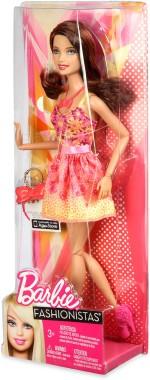 Barbie Dolls & Doll Houses Barbie Fashionista Teresa Doll