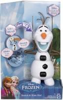 Disney Frozen Stretch & Slide Olaf (White)
