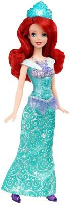 Disney Dolls & Doll Houses Disney Princess Glitter 'N Lights Ariel Doll