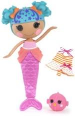 Lalaloopsy Dolls & Doll Houses Lalaloopsy Sew Magical Mermaid Sand E Starfish