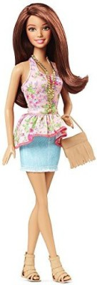 Barbie Dolls & Doll Houses Barbie Fashionistas Teresa