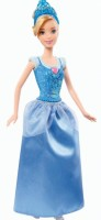 Disney Mattel Disney Princess Sparkling Princess Cinderella Doll X9333 (Multicolor)