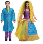 Barbie Dolls & Doll Houses Barbie And Ken In India Gift Pack