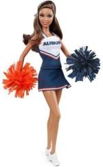 Barbie Dolls & Doll Houses Barbie collector auburn university african american