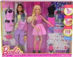 Mattel Dolls & Doll Houses Mattel Barbie Fashion Activity Doll