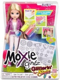 Moxie Girlz Glitterin' Style Avery