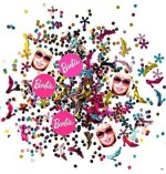 Barbie Dolls & Doll Houses Barbie 'All Doll'd Up' Confetti Value Pack