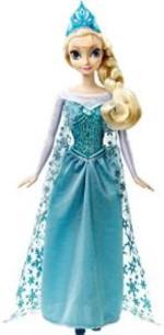 Disney Dolls & Doll Houses Disney Singing Elsa Doll