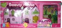 Venus-Planet Of Toys Doll House (Multicolor)