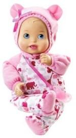 Little Mommy Dolls & Doll Houses Little Mommy Bedtime Baby Doll