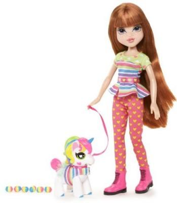 Moxie Girlz Poopsy Pet Doll, Kellan (Multicolor)