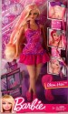 Barbie Glam Hair Barbie Doll - Pink