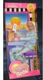 Mattel Dolls & Doll Houses Mattel Breakfast With Barbie