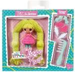 Lalaloopsy Dolls & Doll Houses Lalaloopsy Mini Loopy Hair Pix E Flutters